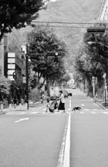 「初夏の神戸」
