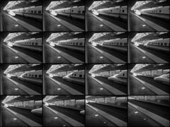 新幹線 16連写