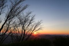 山の彼方 (大平山から5)