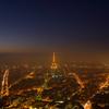 モンパルナスタワーからの夜景
