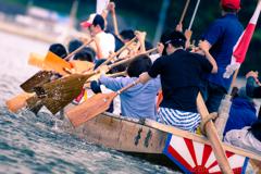 未来の漕ぎ手たち