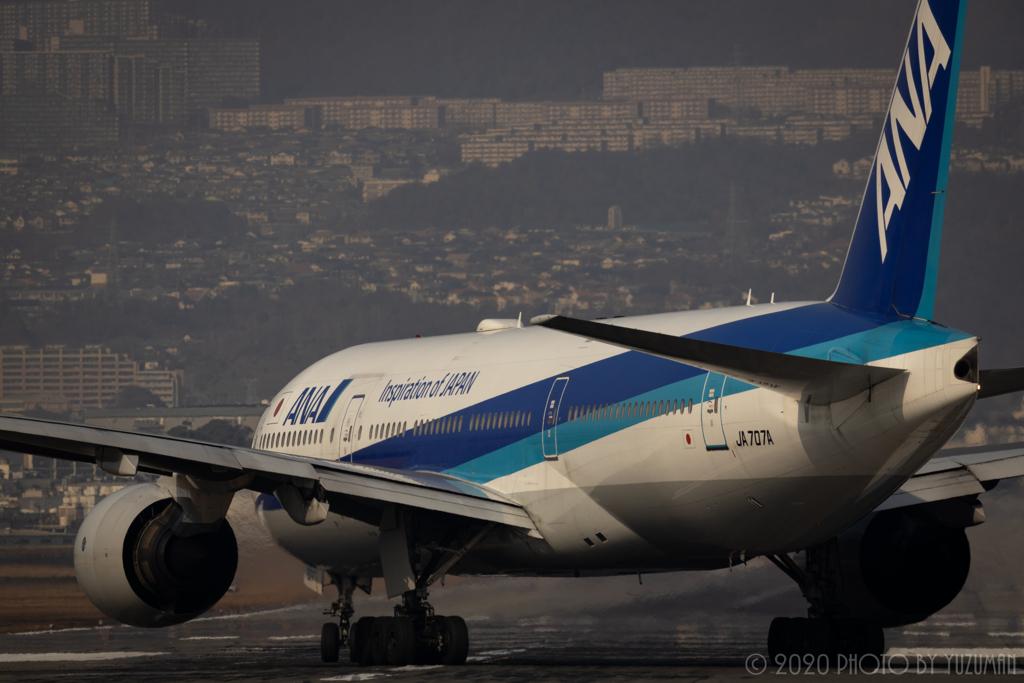 空飛ぶ巨大な船