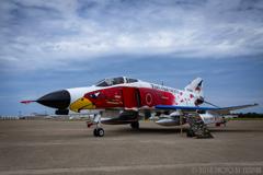 302sq F-4 final year 2019スペマ機