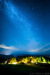 星に魅了されるフォトグラファー(天の川からの声)
