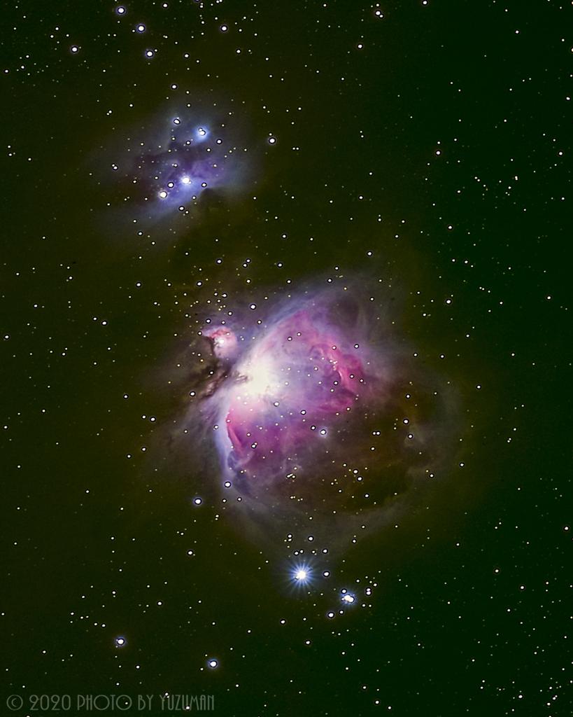 星雲 オリオン 座 大