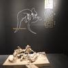 格闘化石 in大恐竜展