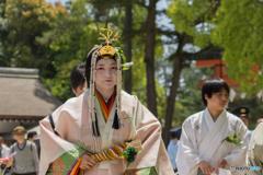 20XX年 5の月。 葵祭。