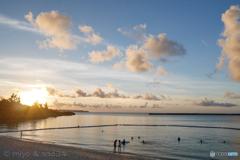 宮古島 パイナガマビーチ