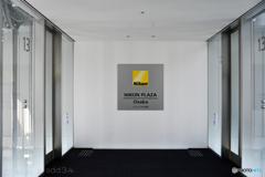 Welcome to Nikon Plaza Osaka.(残念、日曜はお休み)