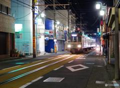 江ノ電 (江ノ島ー腰越 間)