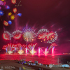 2018江の川祭 花火大会