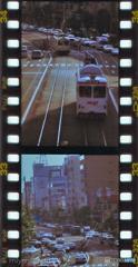 色褪せたRVP50のフィルム