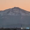夜明けのスカイライン (鳥海山)