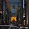 祇園祭。宵の南観音山。
