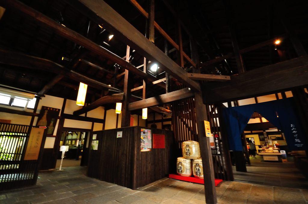 京都2014夏|月桂冠大倉記念館
