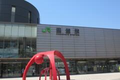 函館駅 2019年5月
