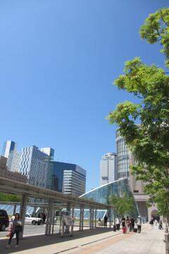札幌駅前広場 2019年6月