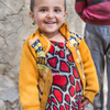 おしゃれな女の子,タジキスタン