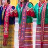 お祭りでの伝統的歌唱,ブータン