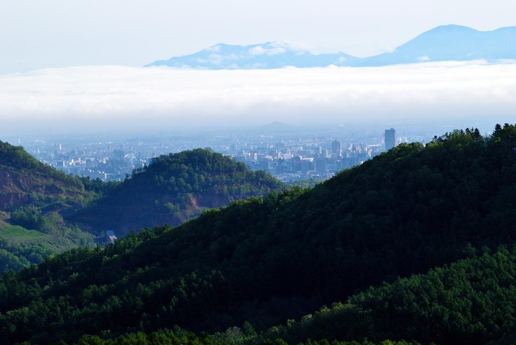 sapporo cloud city