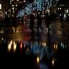 12月の小雨