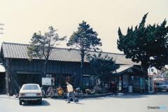 高森線高森駅