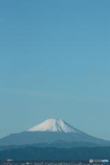 10月23日の富士山