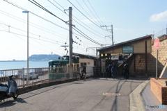 江ノ島電鉄鎌倉高校前駅