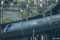 自宅撮り鉄(北陸新幹線)