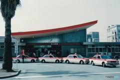 鹿児島本線羽犬塚駅
