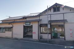 上信電鉄馬庭駅