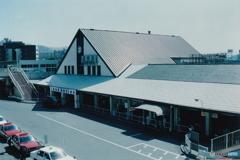 長崎本線長崎駅