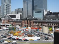 東海道本線東京駅