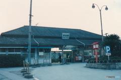 鹿児島本線香椎駅