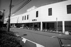 東武鉄道東上本線霞ヶ関駅