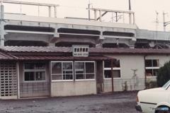 東北本線磐城西郷駅
