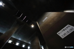 地下神殿の天井