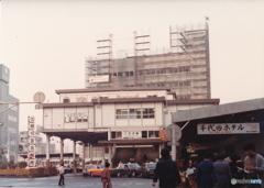 中央本線八王子駅