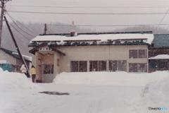 胆振線新大滝駅