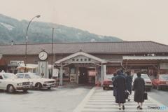 国鉄土讃本線・阿波池田駅
