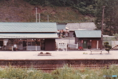 山田線浅岸駅