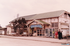 記憶(大船渡線陸前高田駅)
