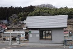 磐越東線要田駅(令和)