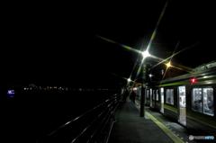海芝浦の夜