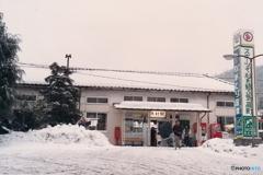 山陰本線浜村駅