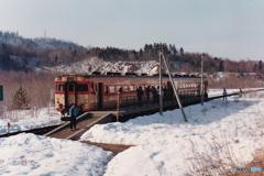 白糠線北進駅