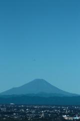 10月13日の富士山