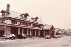 室蘭本線室蘭駅