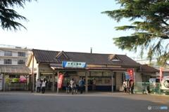 東武鉄道野田線大宮公園駅