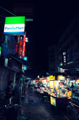 台湾 夜市